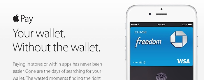 apple introduces apple pay